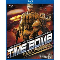 Time Bomb (Canlı Bomba) (Blu-Ray Disc)
