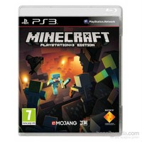 Minecraft Ps3 Oyun