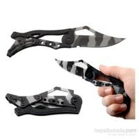 Columbia Katlanabilir Taktik Av Bıçağı