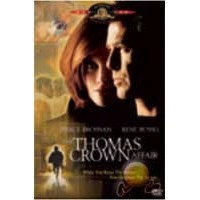 Thomas Crown Affair ( DVD )