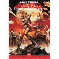 Queen Of The Galaxy (Barbarella) ( DVD )