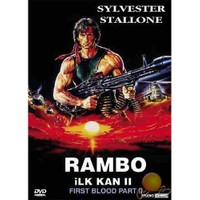 First Blood Part 2 (Rambo 2) (DTS) ( DVD )