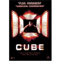 Cube (Küp) ( DVD )
