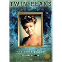 Twın Peaks: The First Season (ikiz Tepeler: 1. Sezaon) (4 Disk) ( DVD )