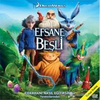 Rise of The Guardians (Efsane Beşli) (VCD)