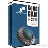 Solidcam 2010 Seti (2 DVD - 10 Saat Anlatım)