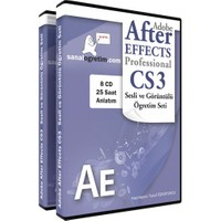 After Effects CS3 Seti (8 CD - 25 Saat Anlatım)