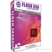 Flash CS6 & Actionscript (İleri Seviye) Sesli ve Görüntülü Öğretim Seti