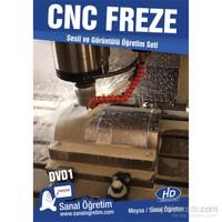 Cnc Freze Programlama (DVD)