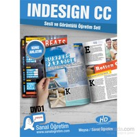 İndesign Cc (DVD)