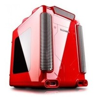 Deep Cool Steamcastle-RD 2xUSB 2.0, 2xUSB 3.0, 1xAudio, 1xMic Kırmızı mATX Kasa