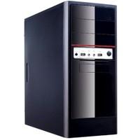 Boost VK-1624 350W Shiny Piano Siyah ATX Kasa (JBST-VK1624)