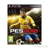 Pro Evolution Soccer 2016 ( Pes 2016 ) PS3
