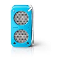 Philips SB5200A Bluetooth Wireless Hoparlör (Mavi)
