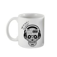 Kişiye Özel Yılın En İyi Dj'i Çay-Kahve Kupası