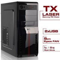 TX Laser SSD Ready Oyuncu ATX Kasa (TXCHLASER)