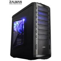Zalman MS800-PLUS 2xUSB 2.0 2xUSB 3.0 Fan Kontrol Siyah Mid Tower Kasa