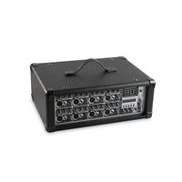 Mikado 8 Kanal Mixer Amplifikatör Hy208m 150W X2 Usb Mp3 Destekli Siyah