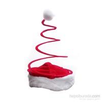 KullanAtMarket Yaylı Noel Baba Şapkası