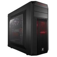 Corsair Carbide SPEC-02 Kırmızı Ledli Mid Tower Siyah Oyuncu Kasa (CC-9011051-WW)