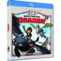 How To Train Your Dragon (Ejderhanı Nasıl Eğitirsin) (3D Blu-Ray Disc)