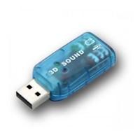Navidata 3D Harici Usb 5+1 Ses Kartı-External Sound Card Pl-8620 An-8453