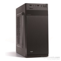 Nagas A201 200W USB 2.0 Siyah ATX Kasa