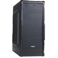 Nagas A300 300W USB 2.0 Siyah ATX Kasa