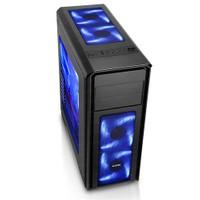 Dark N10 USB 3.0, 5x12cm Fan, Fan Kontrolcülü, Pencereli ATX Kasa (DKCHN10)