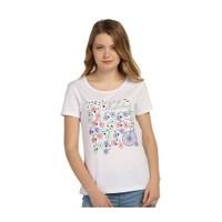 Biggdesign Enjoy İstanbul Beyaz Kadın T-Shirt L