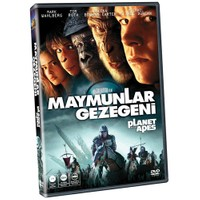 Planet Of The Apes (Maymunlar Gezegeni) ( DVD )
