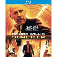 Surrogates (Suretler) (Blu-Ray Disc)