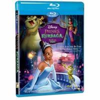 Princess And The Frog (Prenses ve Kurbağa) (Blu-Ray Disc)
