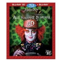 Alice In Wonderland (Alis Harikalar Diyarında) (Blu-Ray Disc + Blu-Ray Disc 3D)