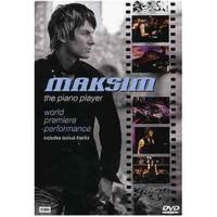 Maksim Mrvica - The Piano Player - World Premiere Performance