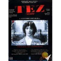 The Tesıs (Tez) ( DVD )