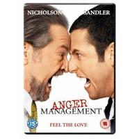 Anger Management (Asabiyim) ( DVD )
