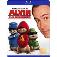 Alvin And The Chipmunks (Alvin ve Sincaplar) (Blu-Ray Disc)