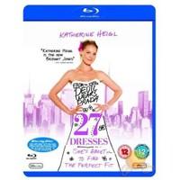 27 Dresses (Benimle Evlenir Misin?) (Blu-Ray Disc)