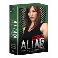 Alias Season 5 (Alias Sezon 5) (5 Disc)