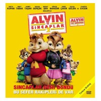 Alvin ve Sincaplar 2 (Alvin And The Chipmunks 2)
