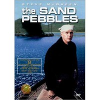 Sand Pebbles (Kum Taneleri) ( DVD )