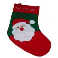 Büyük Boy Noel Baba Figürlü Yılbaşı Çuvalı