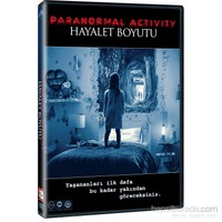 Paranormal Activity 5: The Ghost Dimention (Hayalet Boyutu) (Dvd)