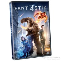 Fantastic Four 2015 - Fantastik Dörtlü (DVD)