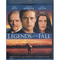 Legends Of The Fall (İhtiras Rüzgarları) (Blu-Ray Disc)