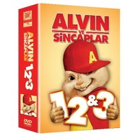 Alvin Box Set 3'Lü (DVD)