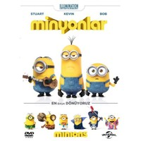Minions (Minyonlar) (Dvd)