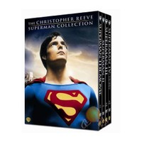 Christopher Reeve Box Set (Superman Collection)