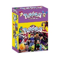 Pokemon Box Set (Bölüm 4-5-6-7)